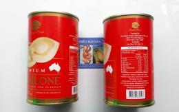 Bào ngư đóng hộp Úc (425g)